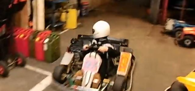 how_to_park_gokart