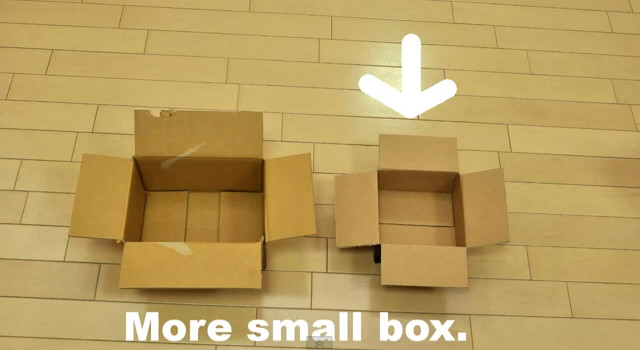 Many too small boxes and Maru03