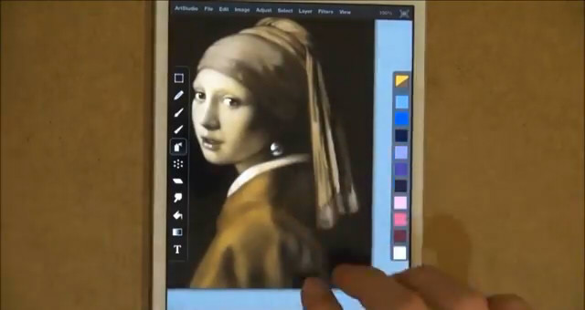 Girl with a Pearl Earring05