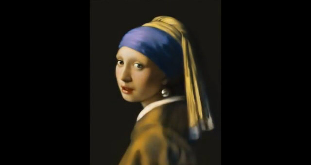 Girl with a Pearl Earring08