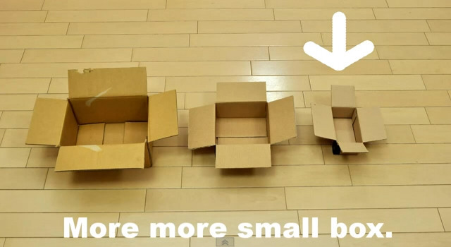 Many too small boxes and Maru05