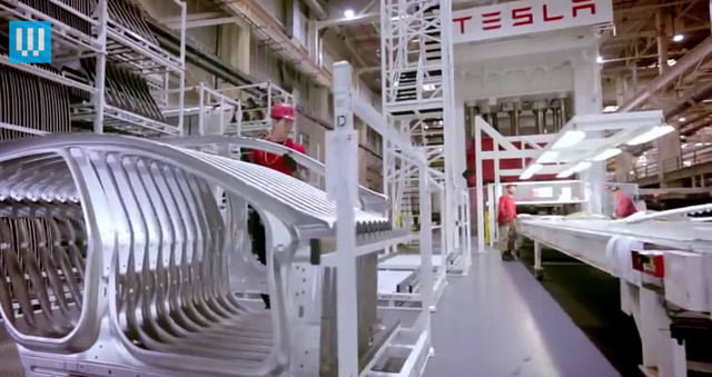 How the Tesla Model S is Made05