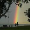 虹の根元はどうなってるの?虹の終わりを捉えた写真たち