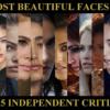 世界美女ランキング2015年版(世界で最も美しい顔100人)