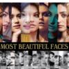世界美女ランキング2017年版(世界で最も美しい顔100人)